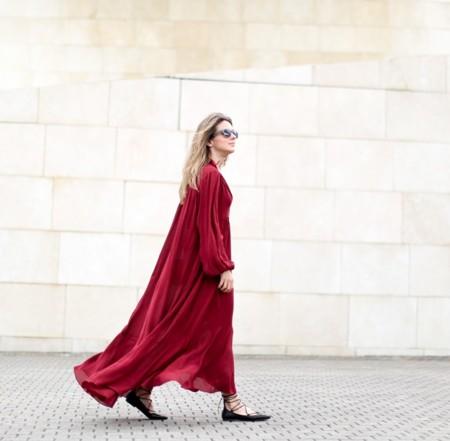 Todas las tiendas tienen su versión del vestido vaporoso de Chloé