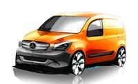 Mercedes-Benz Citan, la nueva furgoneta de reparto urbanita