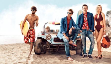 Tommy Hilfiger campaña Primavera-Verano 2014