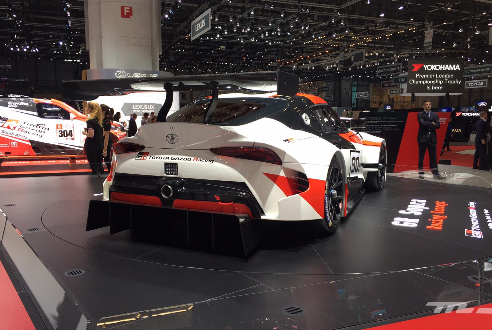 Foto de Auto Show de Ginebra 2018 (fotos en vivo) (11/31)
