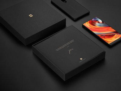Xiaomi Mi Mix 2, en versión española con 2 años de garantía, por 469 euros y envío gratis desde España