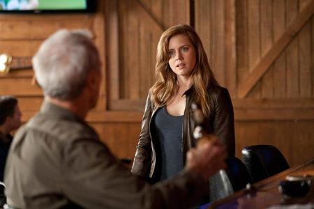 Clint Eastwood y Amy Adams en