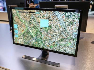 Samsung entra en la guerra de precios para los monitores con resoluciones UHD ¿Un compañero ideal para el Mac Pro?