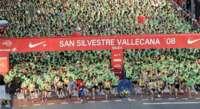 Correr una San Silvestre para acabar el año haciendo deporte