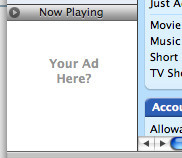 iTunes con anuncios, ¿pronto?