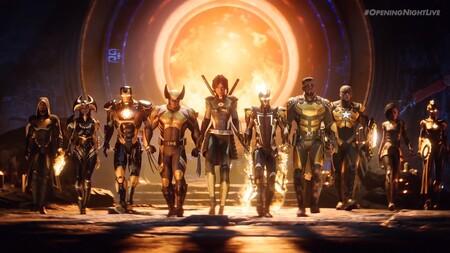 Los superhéroes de Marvel protagonizarán Midnight Suns, un RPG con combates de estrategia por turnos a cargo de los creadores de XCOM