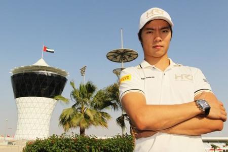 HRT niega que Ma Qing Hua sea piloto oficial en 2013