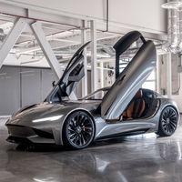 El Karma SC2 es un coche eléctrico que podría plantar cara al Tesla Roadster con un 0-96 km/h en 1,9 segundos