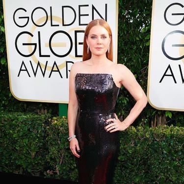 Amy Adams es la sirenita de los Globos de Oro 2017