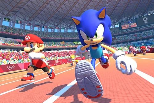Mario & Sonic en los Juegos Olímpicos: Tokio 2020: las olimpiadas de SEGA aspiran a ser el Wii Sports de Switch, y los Joy Con pueden ser la clave para conseguirlo