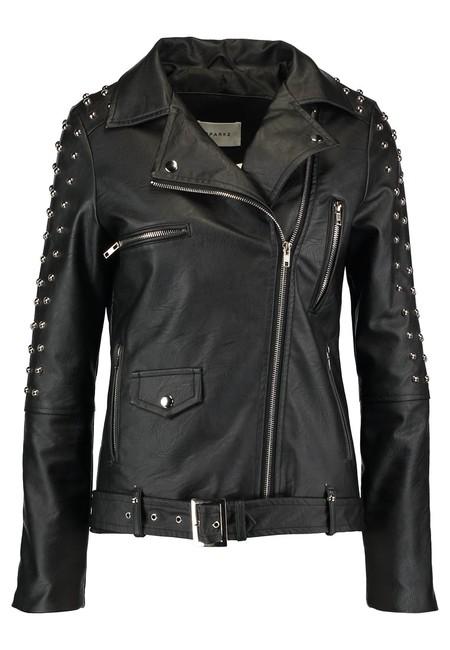 70% de descuento en la chaqueta de cuero sintético Lixanne de la firma Sparkz: cuesta 35,95 euros en Zalando