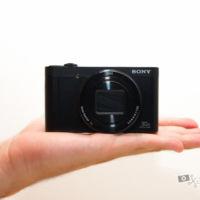 Sony DSC-WX500, análisis