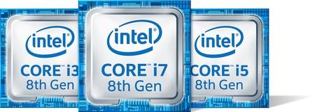 Los procesadores Intel de 8a generación ya están aquí: una versión actualizada de Kaby Lake con 40% más rendimiento