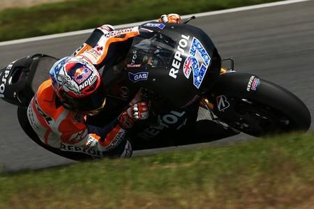 Casey Stoner vuelve a Motegi para probar la carreras cliente de Honda