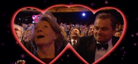 Premios BAFTA 2016: ¡Qué gran idea eso de la Kiss Cam!