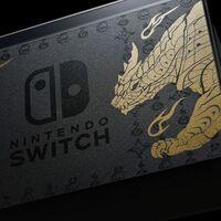 Así es la edición especial de Nintendo Switch de Monster Hunter Rise que llegará a Europa