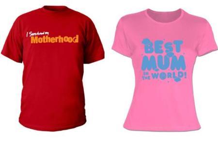 Día de la Madre: camisetas de Shirtcity
