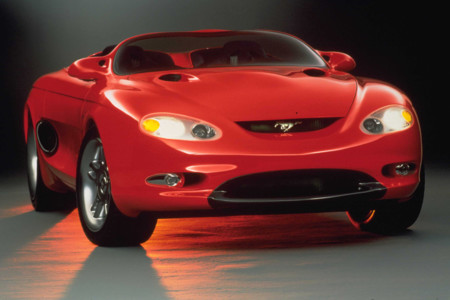 Ford Mustang Mach Iii Concept Car