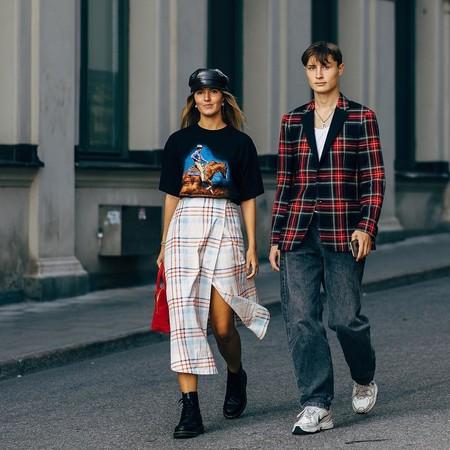 El Mejor Street Style De La Semana Asi Se Vive La Moda En La Fashion Week De Estocolmo 06