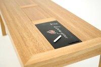 Writable, una mesa en la que escribir mensajes