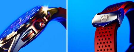Tag Heuer Super Mario Smartwatch Detalles