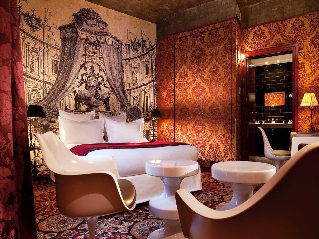 Foto de Hotel du Petit Moulin (5/14)
