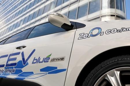 Alianza entre BMW, Daimler, Honda, Hyundai y Toyota por y para el coche a hidrógeno en Europa