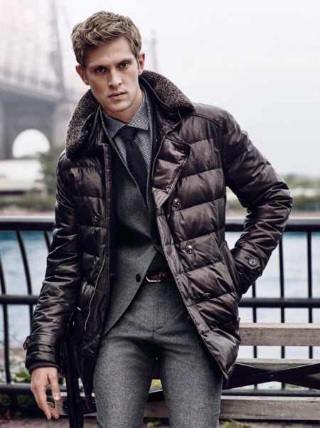Massimo Dutti Nyc Collection Fall Winter 2015 Campaign 001