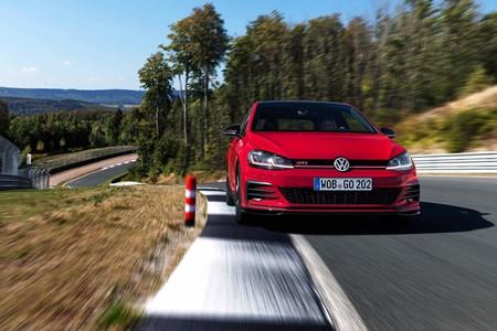 91 fotos para que no te falte ver nada del Volkswagen Golf GTI TCR