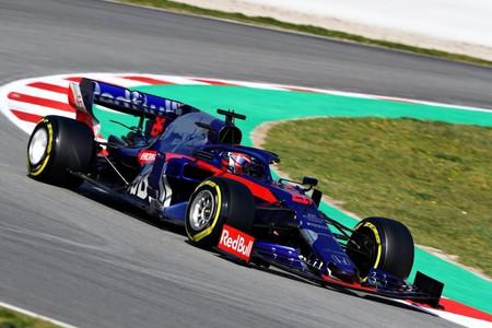 Kvyat Regreso Toro Rosso
