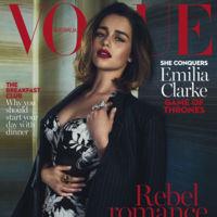 Vogue Australia: Emilia Clarke