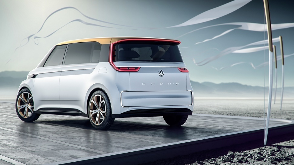 Foto de Volkswagen BUDD-e concept (8/30)