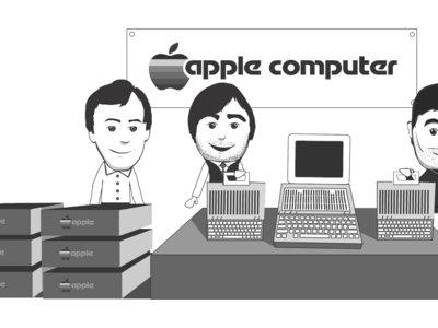 Recorramos la vida y obra de Steve Jobs a través de esta increíble biografía animada