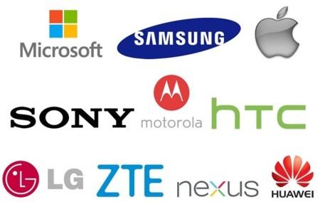 Fabricantes smartphones