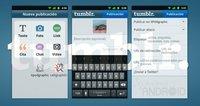 Tumblr sigue actualizando y mejorando su aplicación para Android