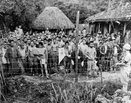Prisioneros En Okinawa