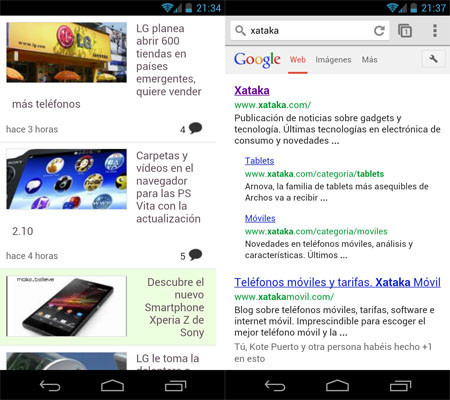 Chrome 27 Beta para Android