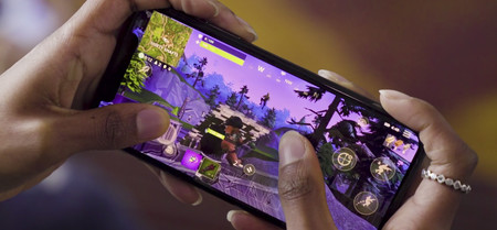 Asi De Bien Luce Fortnite En Moviles En Su Primer Video Con Gameplay