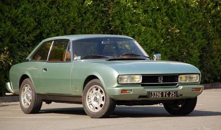 Peugeot 504 Coupé de 1969