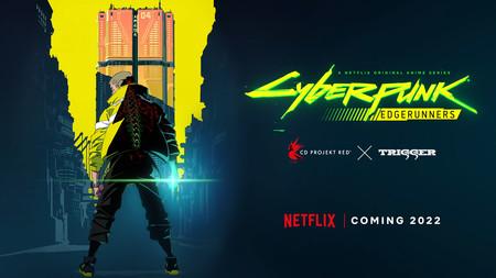 Cyberpunk: Edgerunners, un anime para Netflix hecho por Trigger con historia original ambientada en el universo de Cyberpunk 2077