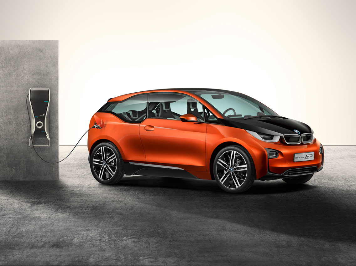Foto de BMW i3 Concept Coupé (3/25)