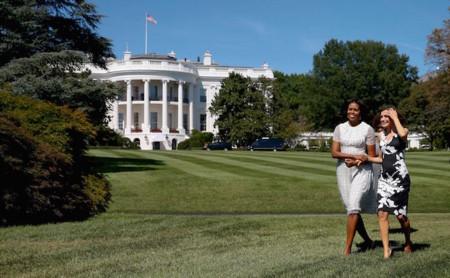 Letiza celebra su cumpleaños con Obama y repite look