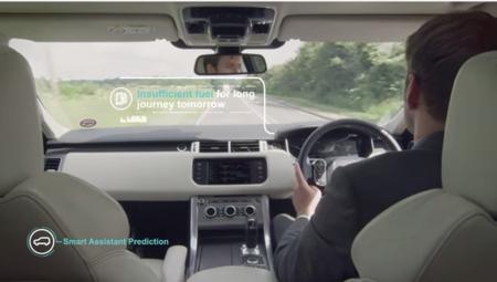 Land Rover presenta un coche inteligente que aprende de tus hábitos