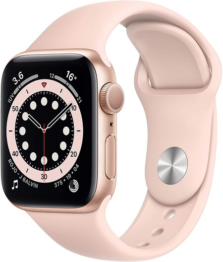 Apple Watch Series 6 de oferta en Amazon México por el Buen Fin 2020