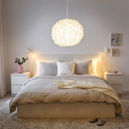 Las lámparas de IKEA que pueden cambiar tu salón o dormitorio por muy poco