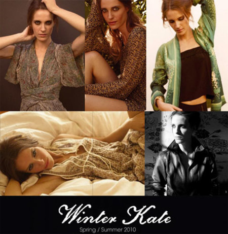 La colección de ropa de Nicole Richie: Winter Kate