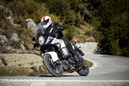 KTM 1290 Super Adventure, prueba (valoración, galería y ficha técnica)