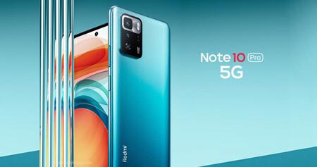 Redmi Note 10 Pro 5g 5