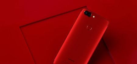 Lenovo S5, K5 y K5 Lite: el fabricante chino renueva su gama media con pantallas 18:9, cámara doble y reconocimiento facial