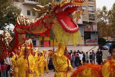 Ano Nuevo Chino 2017